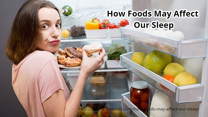 How Foods May Affect Our Sleep