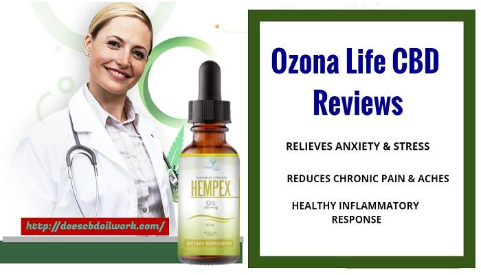 Ozona Life CBD