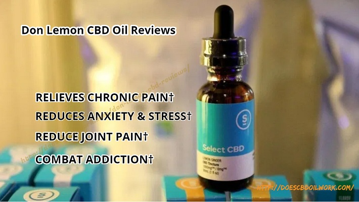Don Lemon CBD Oil