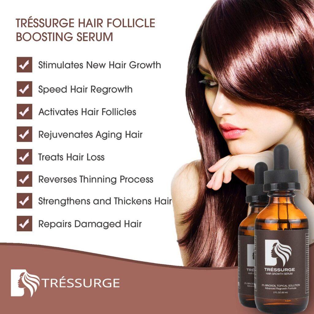 Tressurge Hair