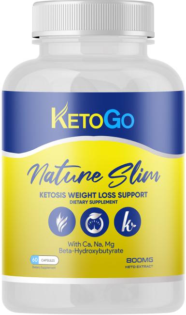 KetoGo Natural Slim