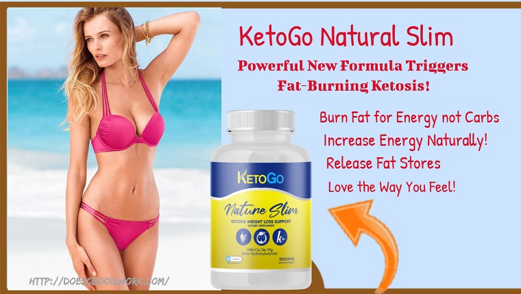 KetoGo Natural Slim