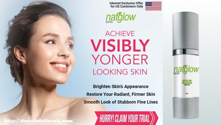 NatGlow Skin Cream