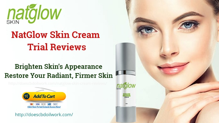 NatGlow Skin Cream
