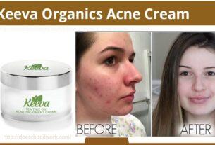 Keeva Organics Acne Cream