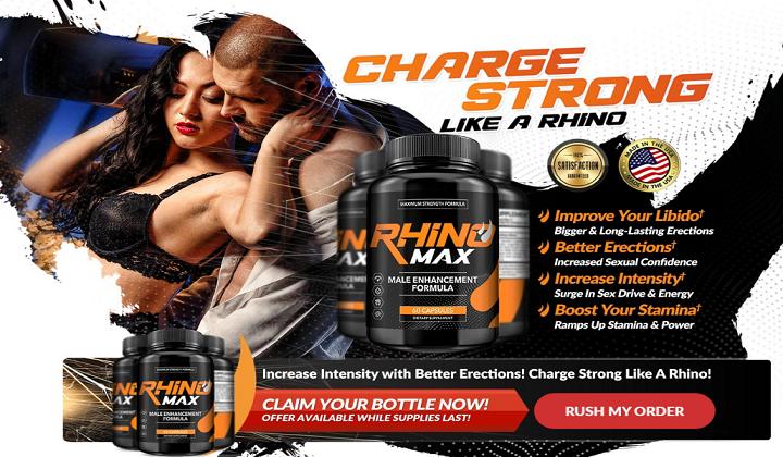 Rhino Max Male Enhancement