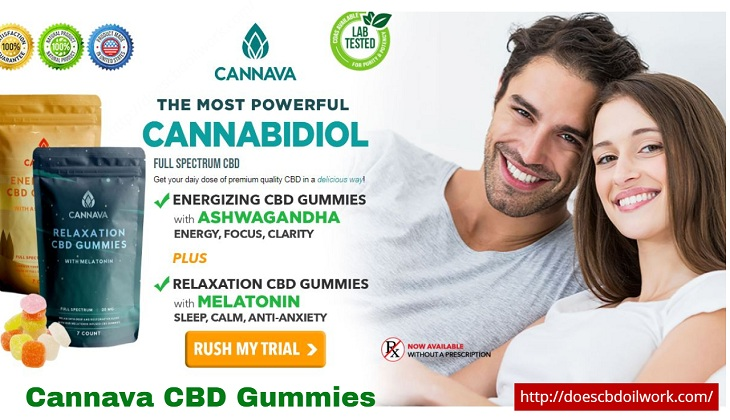 Cannava CBD Gummies