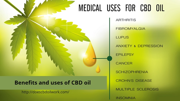 Benefits and uses of CBD oil